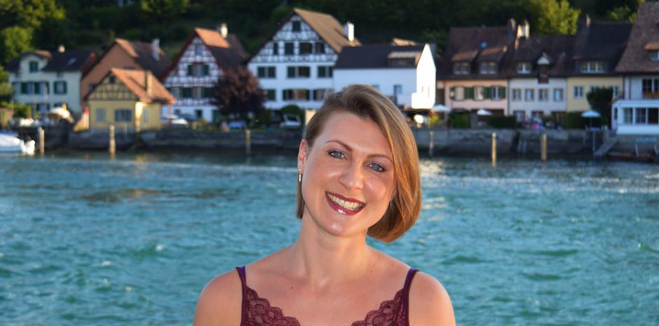 Trainerin Lisa für Meditation & Achtsamkeit