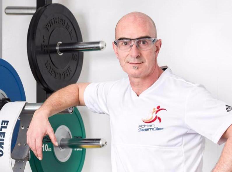 Trainer Adrian