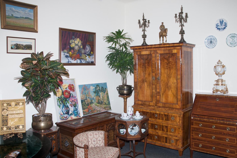 Ankauf Antik & Kunst