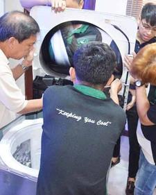 aircon repair and diagnostics in Makati City