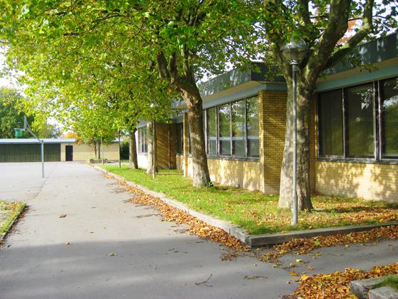 Ombygning af Nørrevangskolen