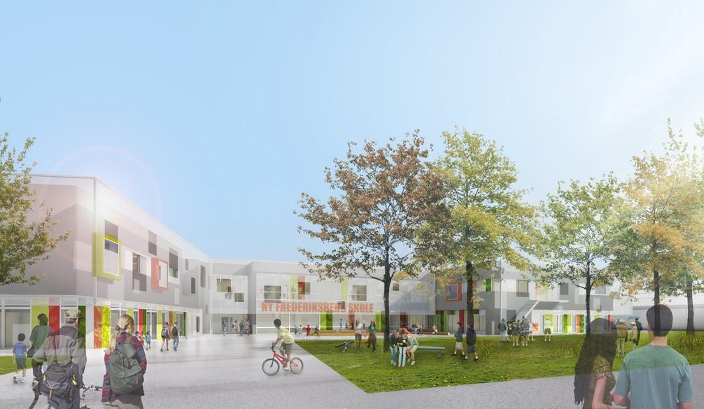 Ny Frederiksberg Skole