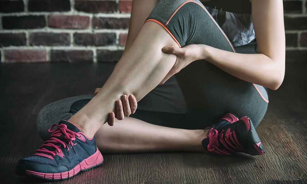 Причины судорог ног - как с ними бороться