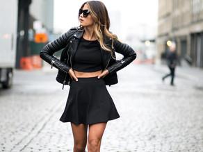 Наряды с мини-юбкой: милые способы носить мини-юбку
