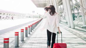 Дорожные наряды в аэропорту: как модно выглядеть в путешествии