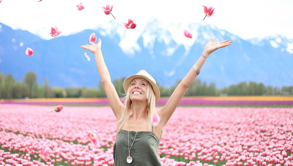 Секреты того, как быть счастливой в жизни!