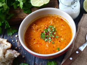Вкусные и питательные согревающие супы - рецепты