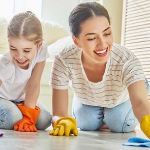 Как научить ребенка убирать и поддерживать порядок?