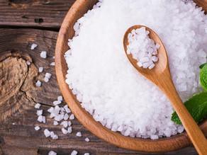 Откройте для себя пользу морской соли для вашей кожи!