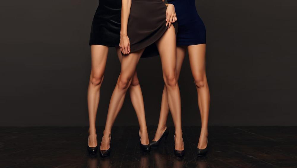 Упражнения для красивых ног как у моделей