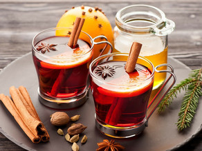 Рецепты горячих напитков на зиму