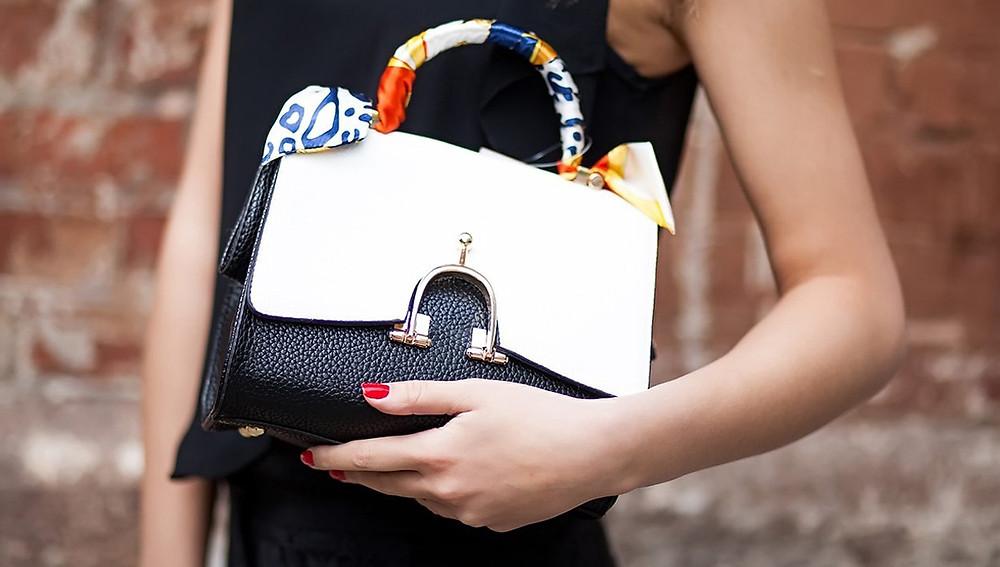 История женской сумочки
