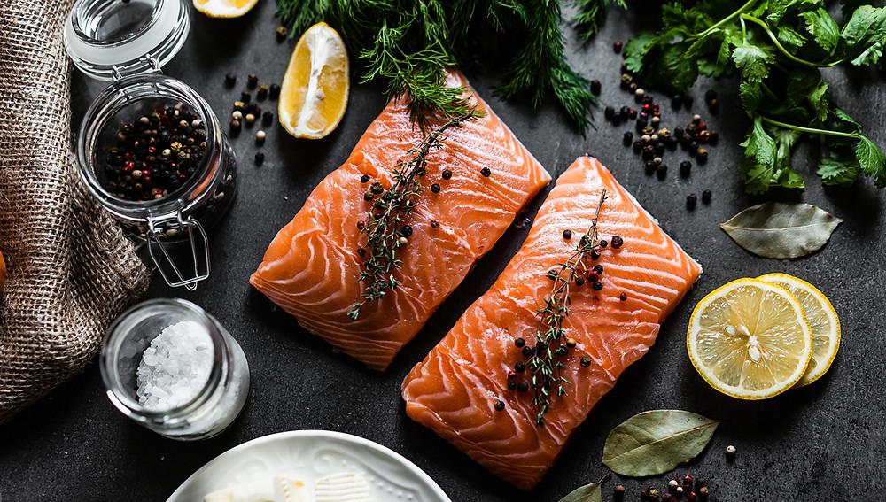 Идея для лосося или разные рецепты блюд из лосося