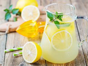 Очищение лимонада: лимон, кайенский перец и мед