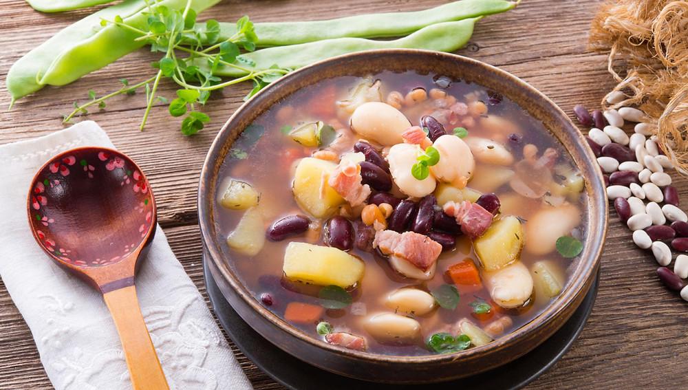 Бобовый суп