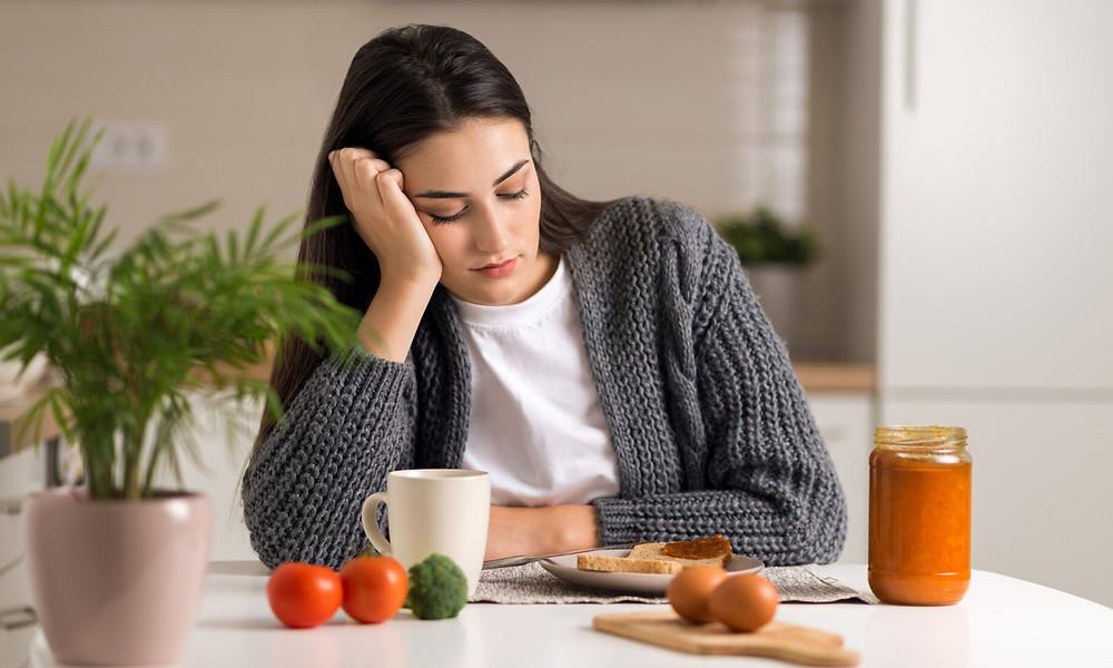 Потеря аппетита - причины