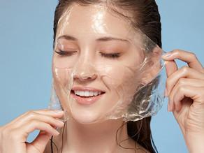 Супер легкая отшелушивающая маска для лица своими руками