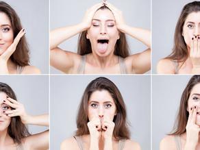 Укрепите свою кожу упражнениями йоги для лица!
