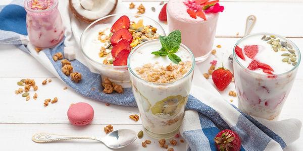 Клубнично-овсяный смузи на завтрак