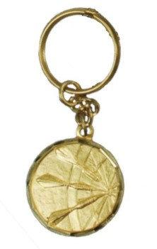 Key Ring 3xdarts - Gold