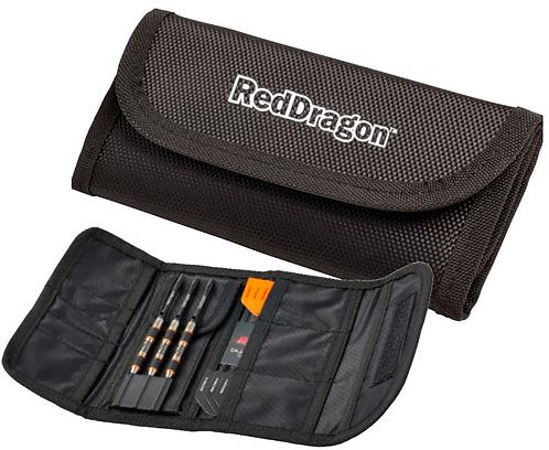 Red Dragon Tri-Fold Pro Wallet