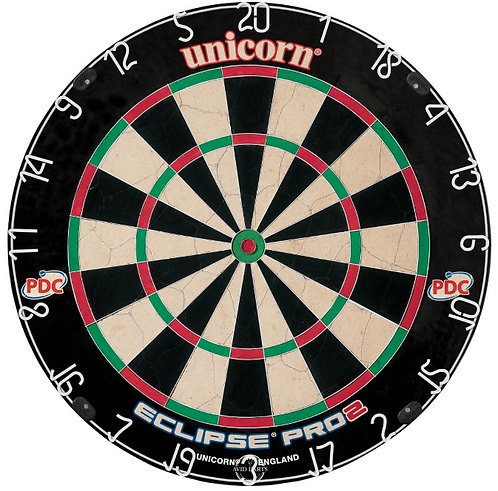 Unicorn Eclipse Pro 2 PDC Dartboard
