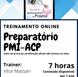 Preparatório PMI ACP