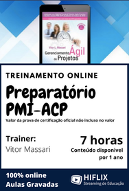 Preparatório PMI-ACP