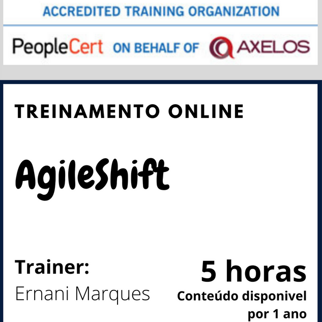 Agile Shift