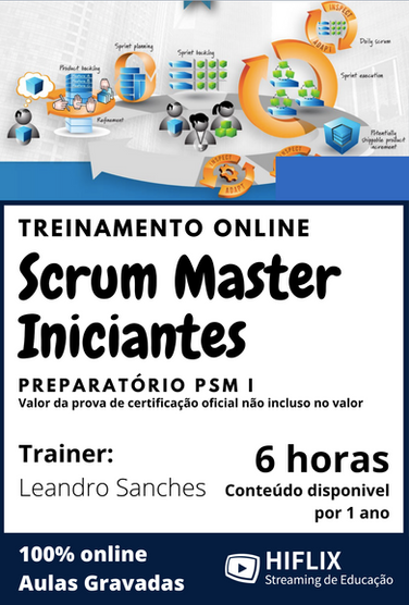 Scrum Master Iniciantes