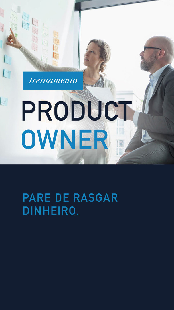 Product Owner - Iniciantes
