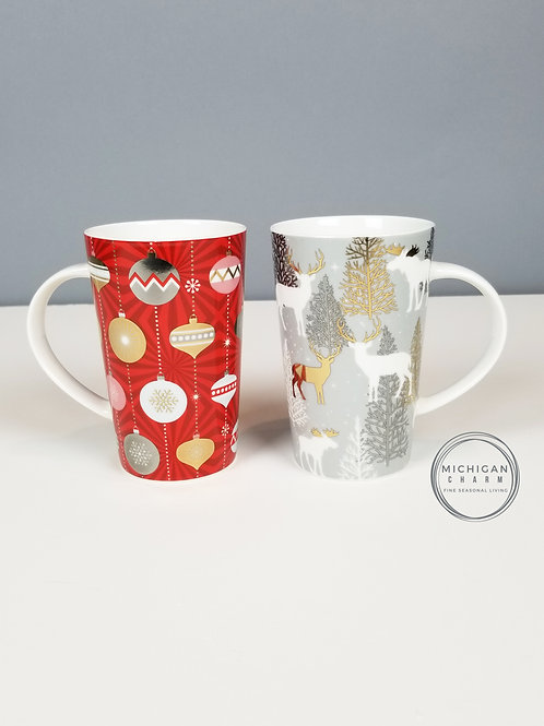 For Tea's Sake Holiday Mug