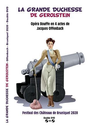 couverture dvd pour Internet Duchesse 20