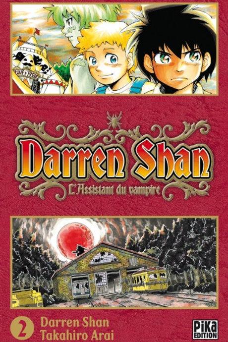 Darren shan 02