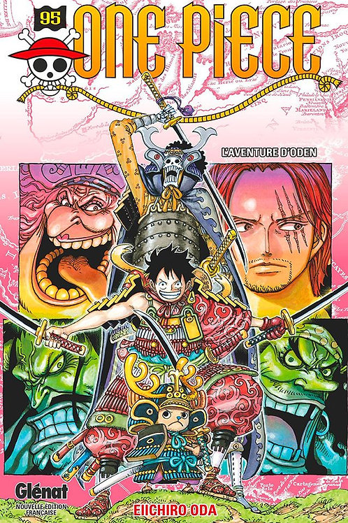 One Piece 95 édition originale
