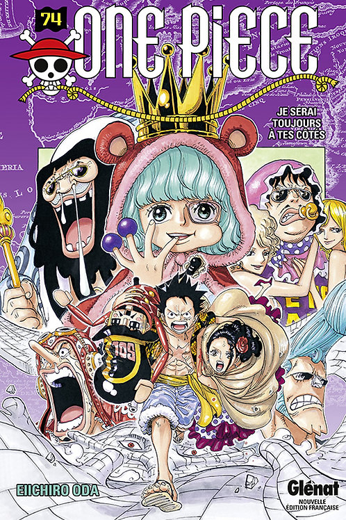 One Piece 74 édition originale