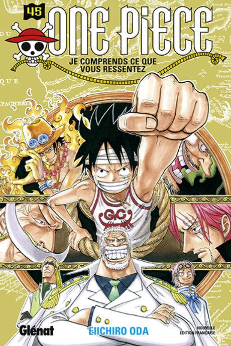 One Piece 45 édition originale