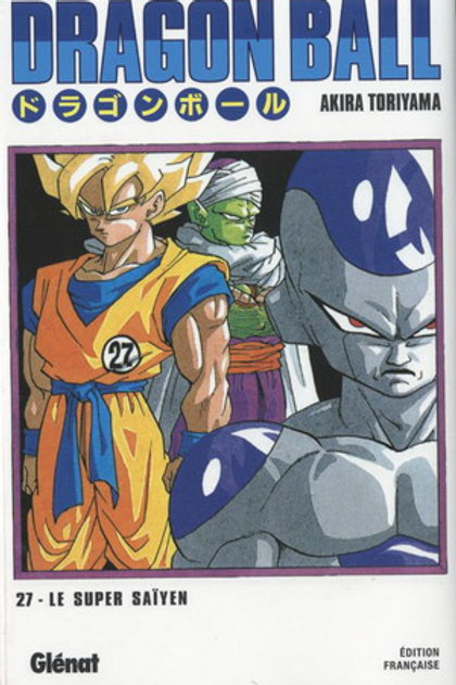 Dragon Ball 27 édition originale