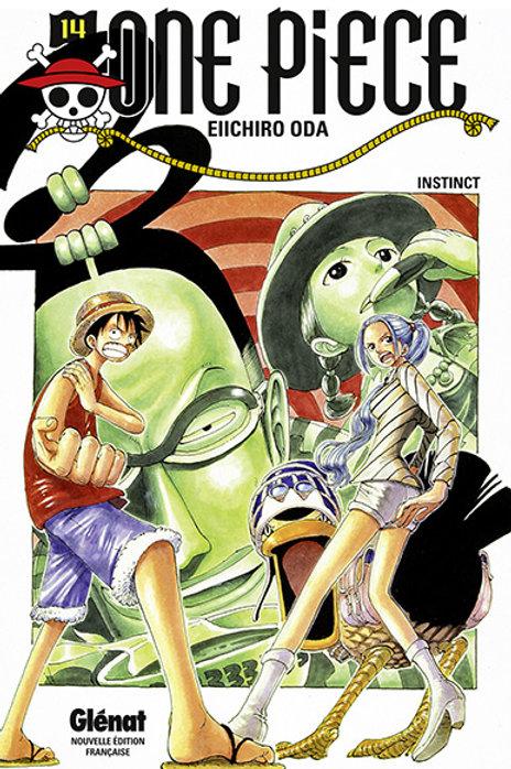 One Piece 14 édition originale