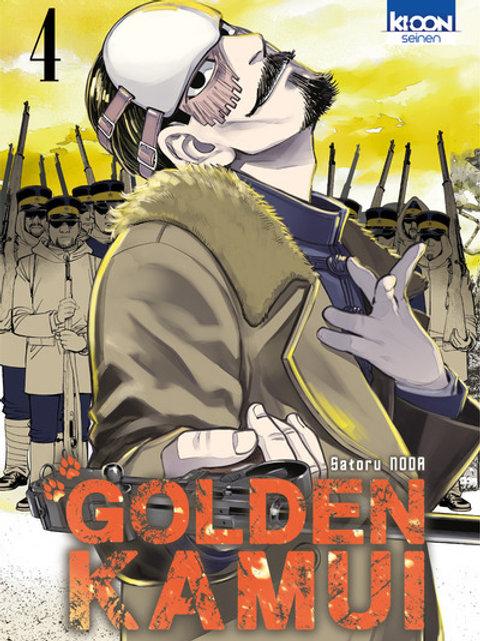 Golden Kamui 04