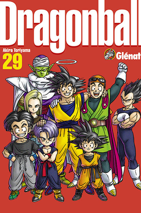 Dragon Ball 29 édition Perfect