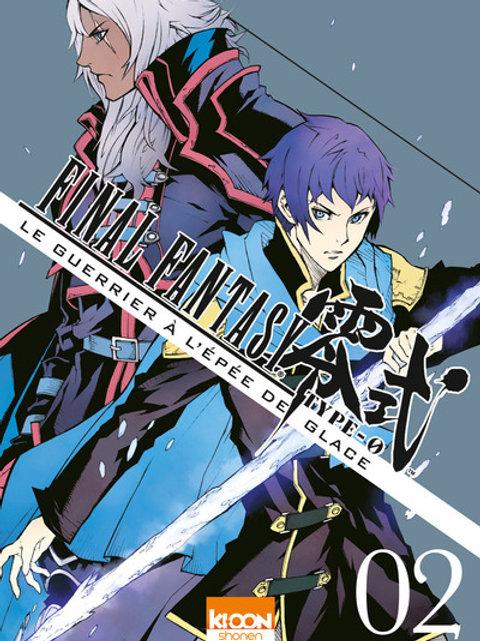 Final Fantasy Type-0 T02