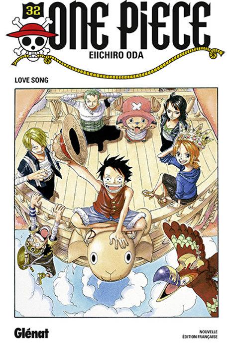 One Piece 32 édition originale