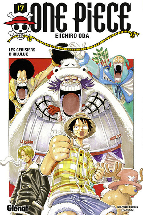 One Piece 17 édition originale