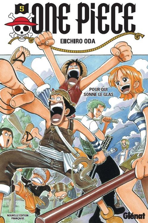 One Piece 05 édition originale