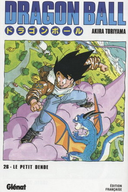 Dragon Ball 26 édition originale