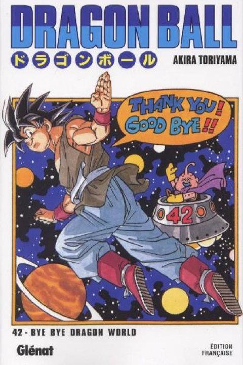 Dragon Ball 42 édition originale