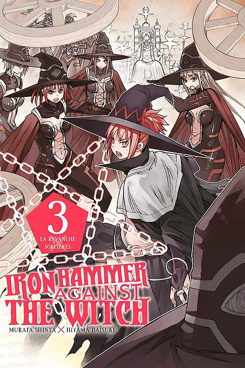 Iron Hammer Against the Witch 03