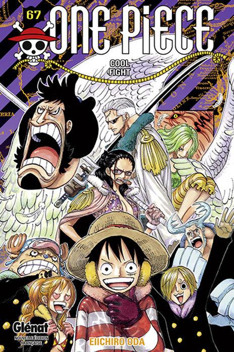 One Piece 67 édition originale