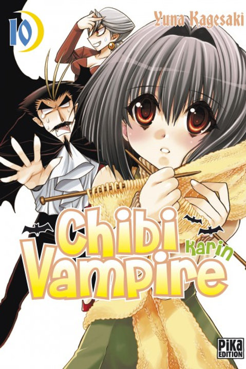 Karin Chibi Vampire 10